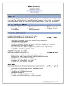 Resume Exles 2012 by Best Resume Template Resume Format Pdf