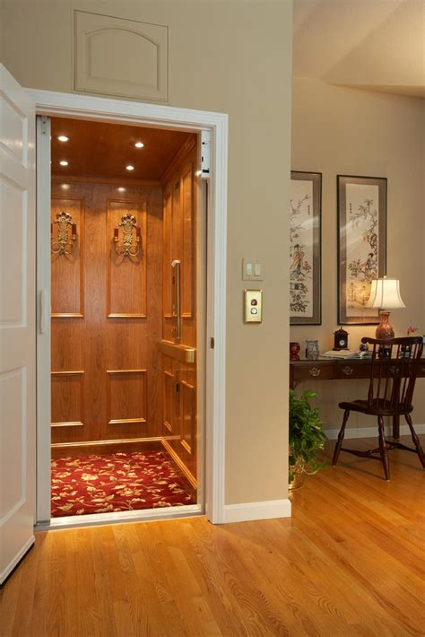 Homes With Elevators | decosee home elevator cost