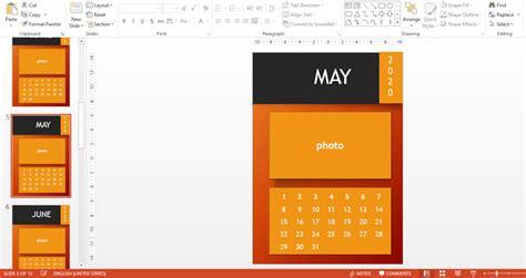 powerpoint calendar templates  allbusinesstemplatescom