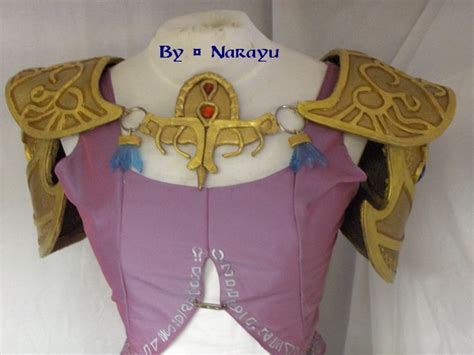 zelda bodice pattern princess zelda tp front by narayu on deviantart