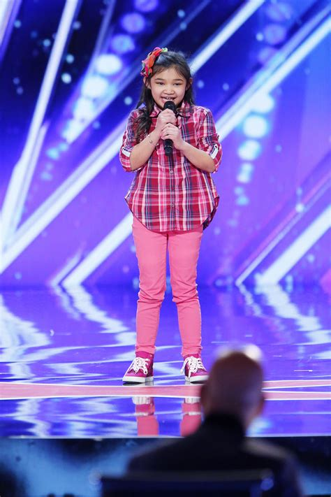 Agt Sweepstakes 2017 - america s got talent angelica hale this girl is on fire life style