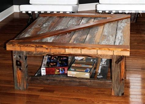 Barn Door Coffee Table Barn Door Coffee Table Ben S Future Cave
