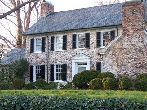 how to whitewash brick house mortar washed houses whitewashed brick stone siding and style