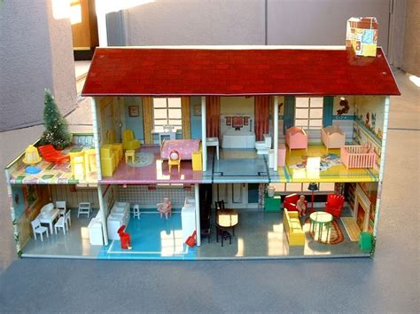 tin doll house dollhouses lookup beforebuying