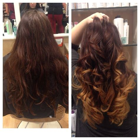 how much to color hair at mastercuts matrix socolor 4mocha ombr 233 mastercuts hair pinterest