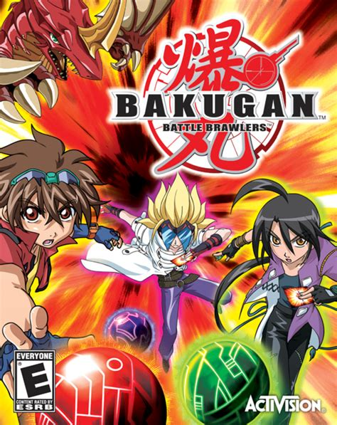bakugan battle brawlers bakugan battle brawlers gamespot
