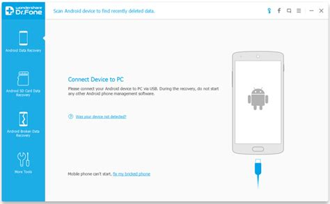 connect android to pc how to recover deleted from samsung galaxy note 7