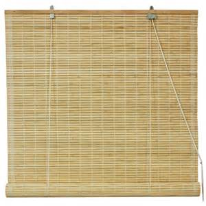 Bamboo Blinds Big Lots Living Colors Bamboo Blinds Myideasbedroom Com