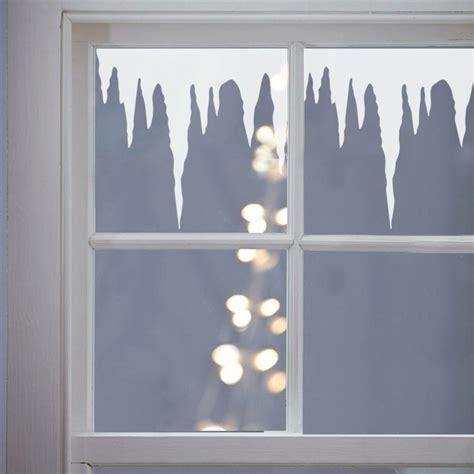 Fensterdeko Weihnachten Winter by Fensterbilder Zu Weihnachten Ideen Mit Transparentpapier