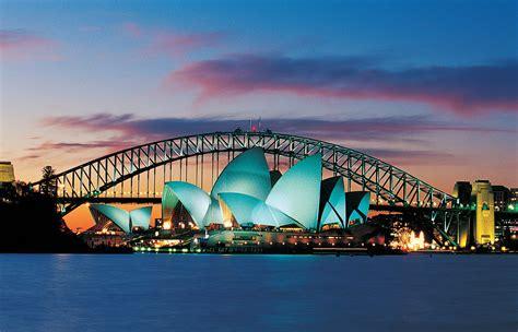 sydney australia opera house  harbour bridge desktop