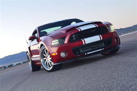 2013 ford mustang gt500 snake 2013 shelby gt500 snake details emerge