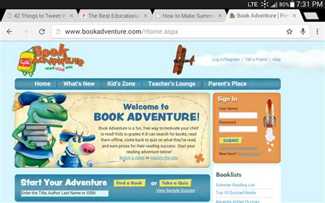 website for reading literate for 10 fabulous free reading websites