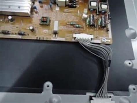 Samsung Led 32c5000 tv led samsung tela apagada veja qual a causa