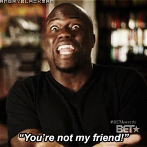 youre not my friend gifs find & share on giphy