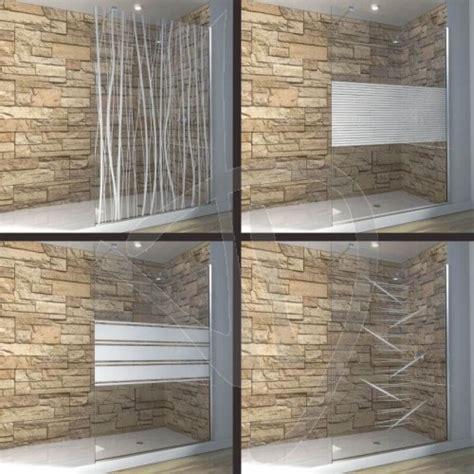 vetri doccia vetri decorati per docce vetro doccia fisso arredo bagno
