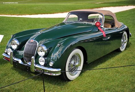 Xk 150 Jaguar Jaguar Xk 150 Technical Details History Photos On Better