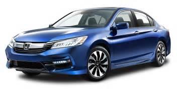blue honda accord hybrid car png image pngpix
