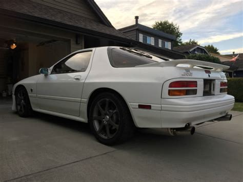 1988 mazda rx 7 425whp 10th anniversary edition turbo ii