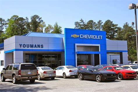 youmans chevrolet car dealers 2020 riverside dr macon