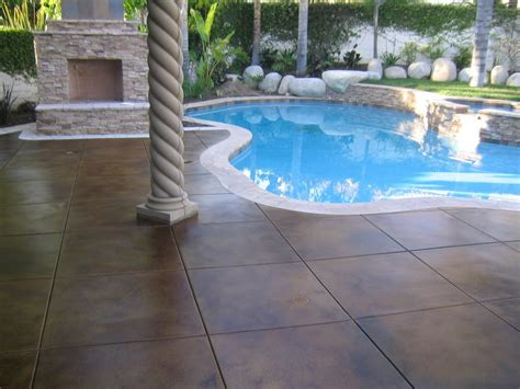 pool deck dyeacrylic stain  sealer yelp