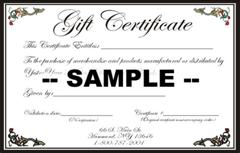 Gift Certificate [GIFT cert]   $0.00 : Zen Cart!, The Art