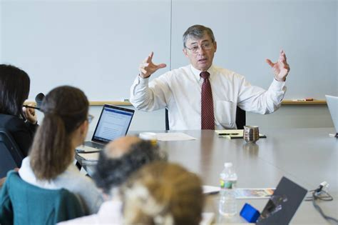 Massachusetts Institute Of Technology Mba Requirements by Wall Journal Mbas Get Lessons In Income Inequality