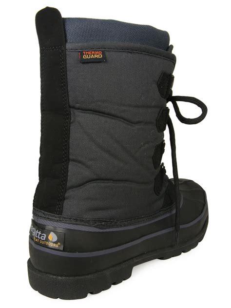 mens snow boots size 12 mens regatta wellies winter snow walking wellies