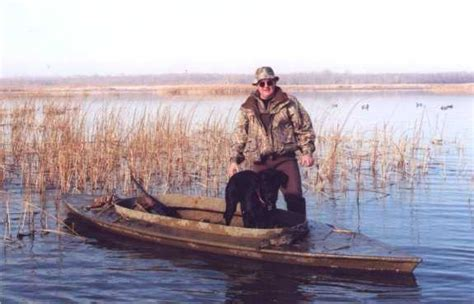 layout duck hunting lake st clair the duck hunter s boat page