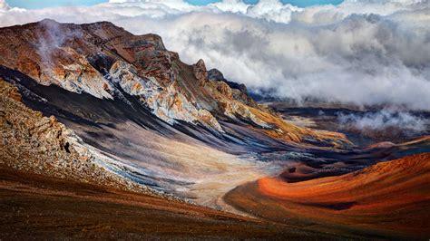 va national service desk sliding sands trail haleakalā national park hawaii