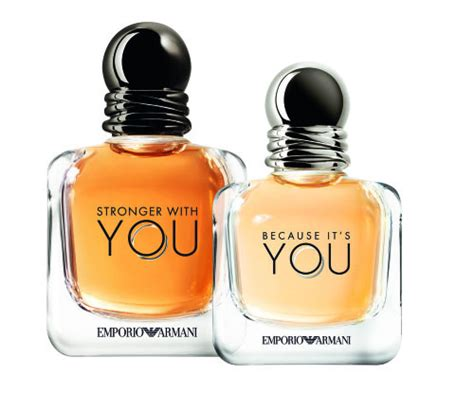 The Perfumes You Only You See In by Emporio Armani Because It S You Giorgio Armani Perfume