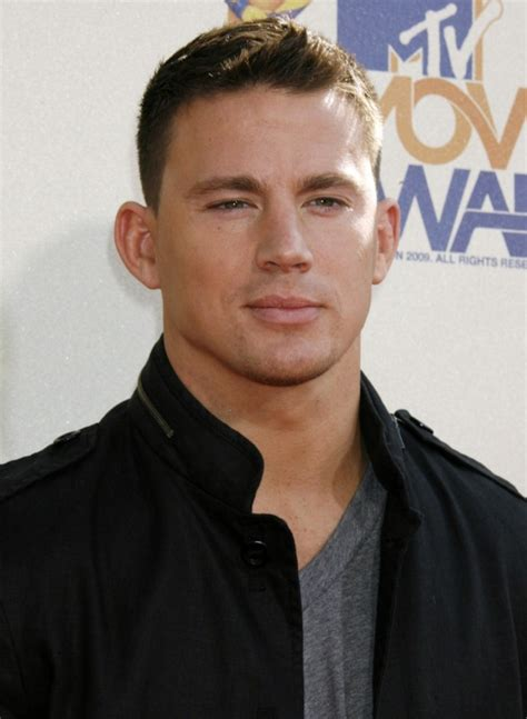 aktor film gi joe channing tatum voted people magazine s sexiest man alive