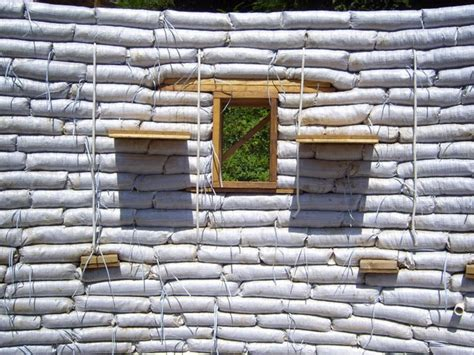 build a house for 5000 dollars building an earth bag house for less than 5 000