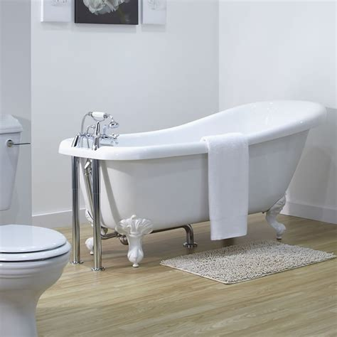 Freestanding baths with shower, freestanding bath with
