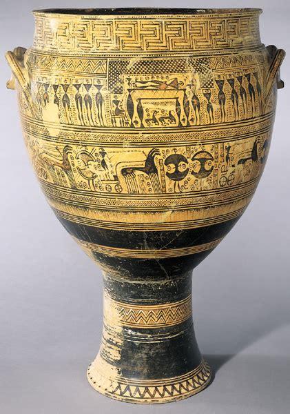 dipylon krater vase vases sale