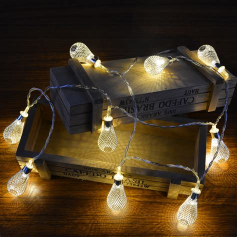 2015 Battery Operated Decorative Indoor String Lights Decorative Indoor String Lights