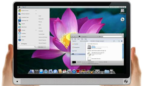 themes for windows 7 professional 64 bit free download mac os x lion 64 bit theme by mrwhiteeye on deviantart