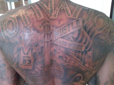 meek mill tattoos nba tattoos