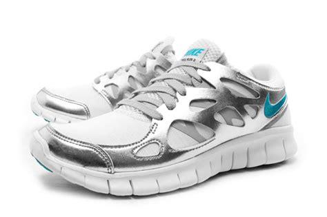 Nike womens free run 2 prm ext running shoes