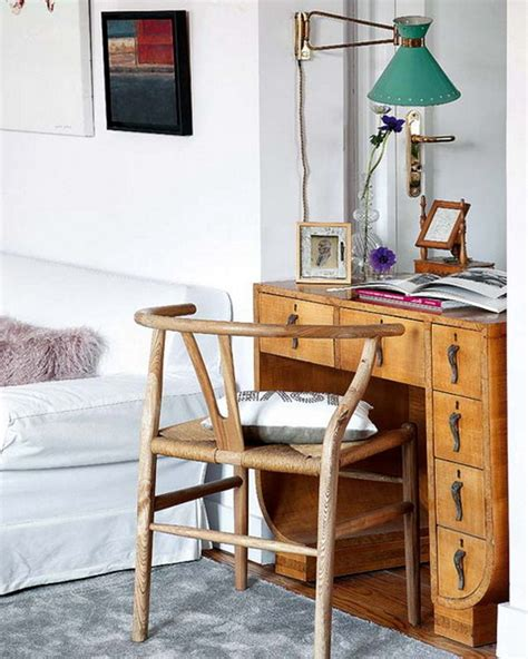 45 Charming Vintage Home Offices Digsdigs   45 charming vintage home offices digsdigs
