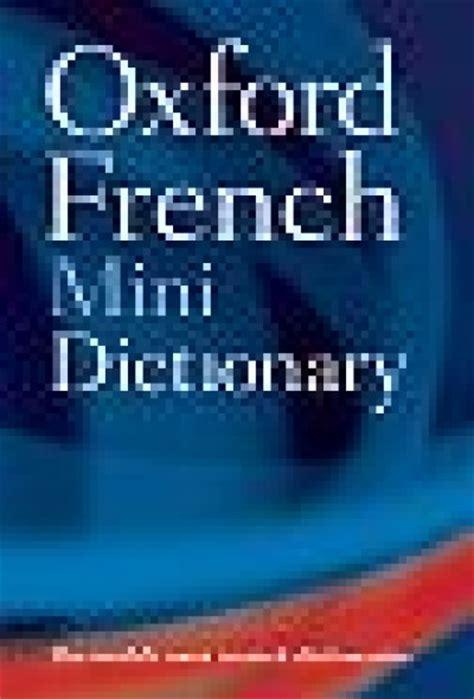 Oxford Mini Dictionary oxford mini dictionary