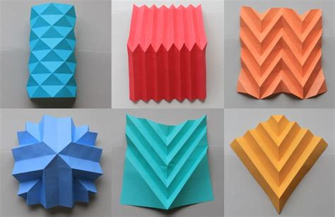 Folding Paper Designs - paper folds graphic design 28 images folding