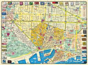 Map Of Barcelona Spain by Barcelona City Map High Quality Maps Of Barcelona City