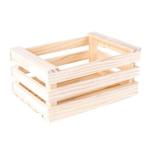 cassetta per legna mini cassette in legno per eurofides