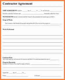 contracting contract template 7 contractor contract template marital settlements