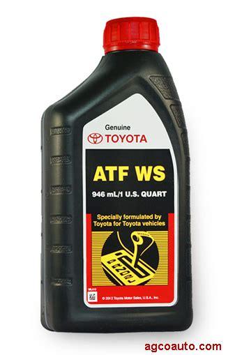 Toyota Transmission Fluid Agco Automotive Repair Service Baton La