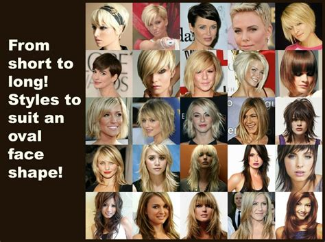 what type of hairstyles suits oval shape face 17 best images about hairstyles various on pinterest