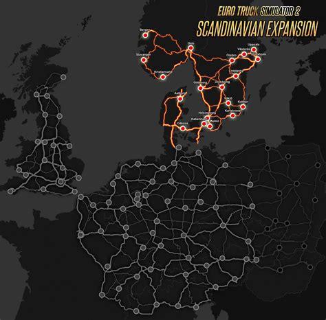 Scandinavian Home by Nieuwe Info Over De Euro Truck Simulator 2 Scandinavian