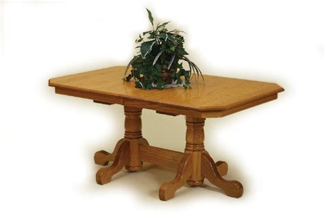amish port royal dining table