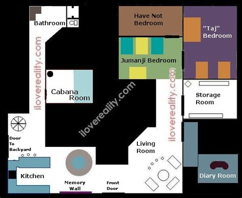 floor plan of big brother house 16 by 24 floor plans joy studio design gallery best design