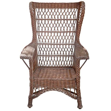 Antique Wicker Chairs by X Jpg